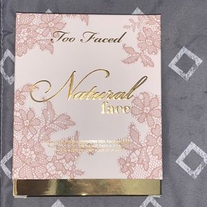 Too Faces Natural Face Palette